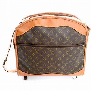 Louis Vuitton Weekender : authentic vintage louis vuitton rolling monogram canvas weekender bag luggage at 1stdibs ~ Watch28wear.com Haus und Dekorationen