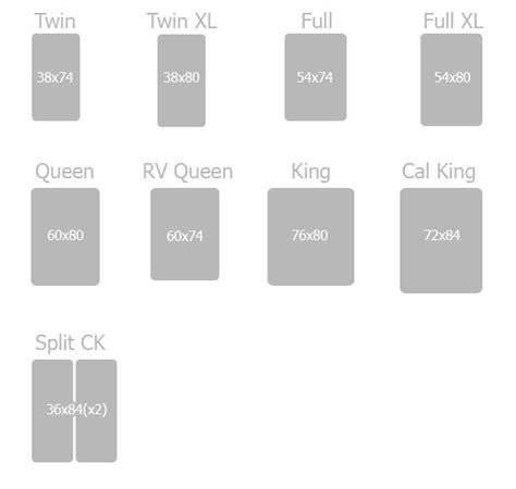 standard size mattress standard mattress sizes bedding