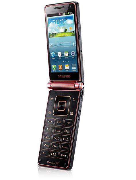 samsung reveals dual screen android flip phone