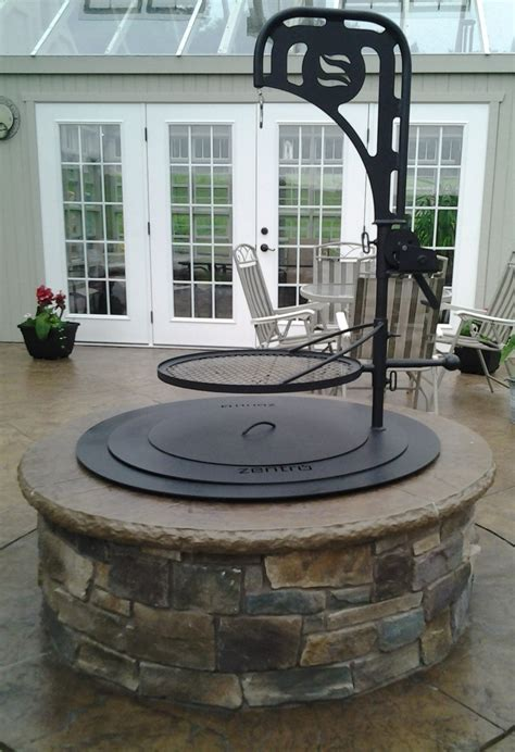 Fire Pits   New England Silica, Inc.