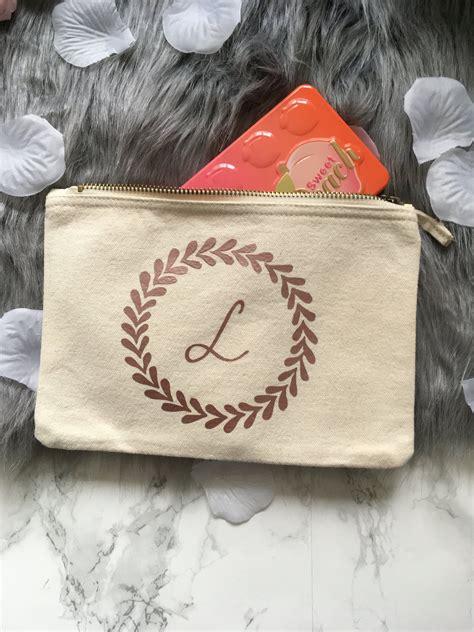 bridesmaid   bag personalised bridesmaid gift