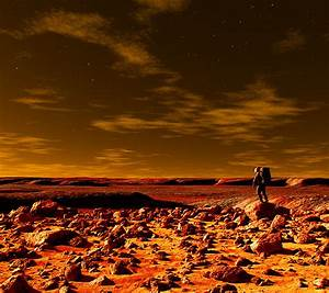 View From Mars - Pics about space