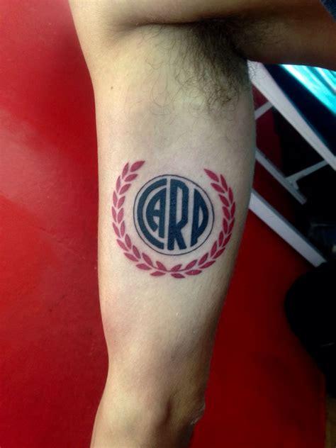 Tattoo de River Plate Tatuajes femeninos Tatuajes