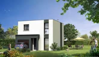 Le Contemporaine by Construire Maison Pas Chere Mikit Constructeur De