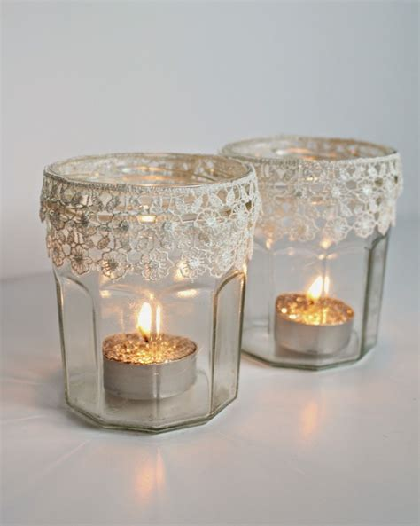 votive candle holder 28 ingenious diy candle and votive candle holder ideas