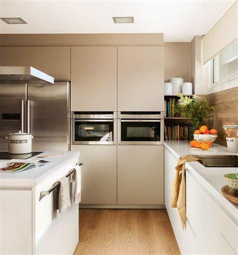 cocinas funcionales  familias funcionales decoracion