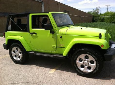 sahara jeep 2 door sell new 2013 jeep wrangler sahara 2 door suv in chicago