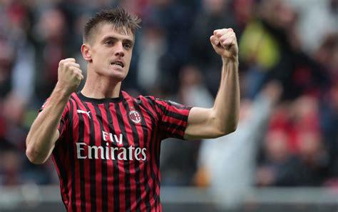 Milan, before he moved to chelsea. Shevchenko backs Krzysztof Piatek as AC Milan's new no.9 ...