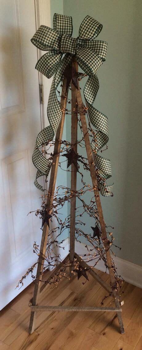 tripod tree christmas crafts stick christmas tree xmas