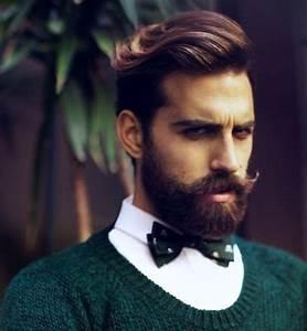Coupe De Cheveux Homme Hipster : coiffure homme 2017 avec barbe ~ Dallasstarsshop.com Idées de Décoration