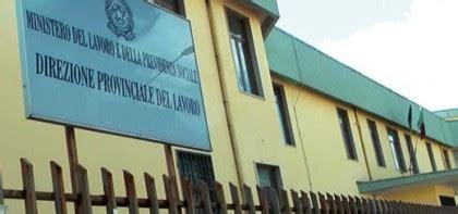 Ufficio Provinciale Lavoro by All Ufficio Provinciale Lavoro Starebbe Arrivando Un