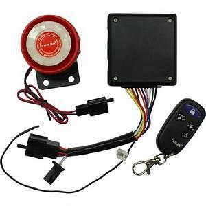 Yun Ba Atv Remote Cut Off System Alarm