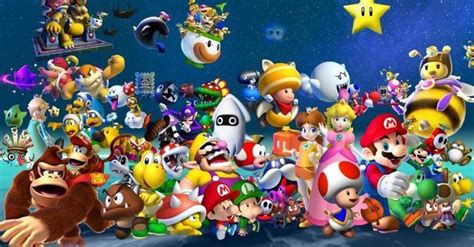 Lets Talk The Mario Canon Guest Article By Trogdorbad