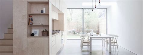 A Light Bright And Beautiful Home by A Light Filled Home With A Beautiful Plywood Kitchen