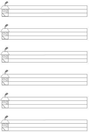 (setzen sie eine passende variante ein.) die studenten haben ___ ergebnisse ihrer arbeit in erster nummer studentenzeitung. Große Lineatur und Schreiblinien zum Schreiben lernen ...