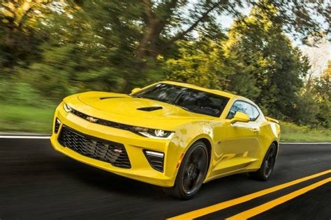 2017 Chevrolet Camaro 1ss Review & Ratings