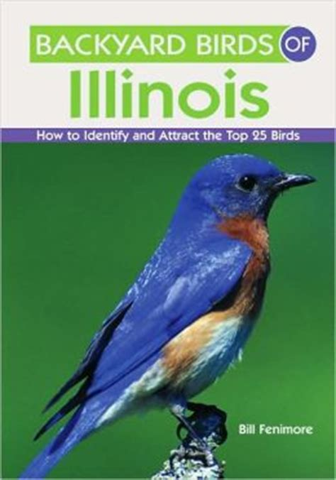 backyard birds of illinois how to identify and attract