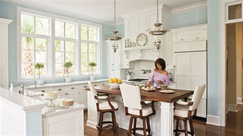 southern living kitchen designs all time favorite white kitchens southern living 5621