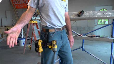 effective cordless drill gun holster   world