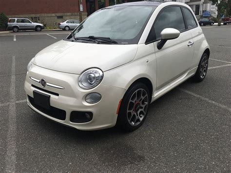 2012 Fiat For Sale by 2012 Fiat 500 For Sale By Owner In Peabody Ma 01961