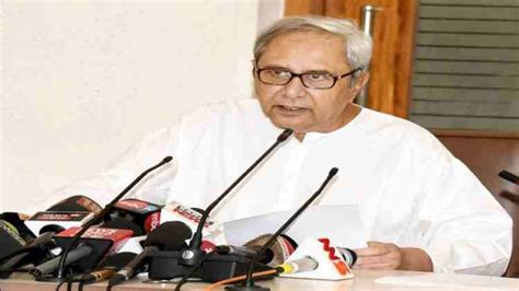 Odisha CM donates one year's salary for relief: Cyclone ...