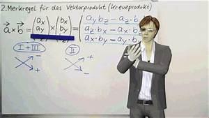 Vektorprodukt Berechnen : vektorprodukt merkregel 2 ber kreuz rechnen youtube ~ Themetempest.com Abrechnung