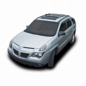 Pontiac Aztek 2002 To 2007 Service Workshop Repair Manual