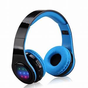 Sd Karte Bluetooth : sale excelvan wireless bluetooth kopfhrer headset led ~ Jslefanu.com Haus und Dekorationen
