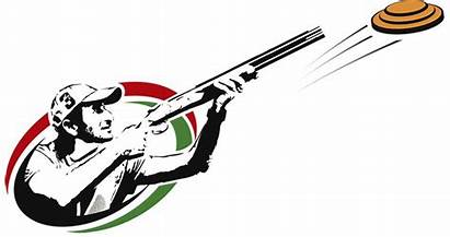 Shooting Clay Trap Sporting Clipart Skeet Clip