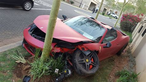 We will be getting more units in 2019 and so on. Ferrari 458 Spider Crashes Inside An Estate In Johannesburg South Africa