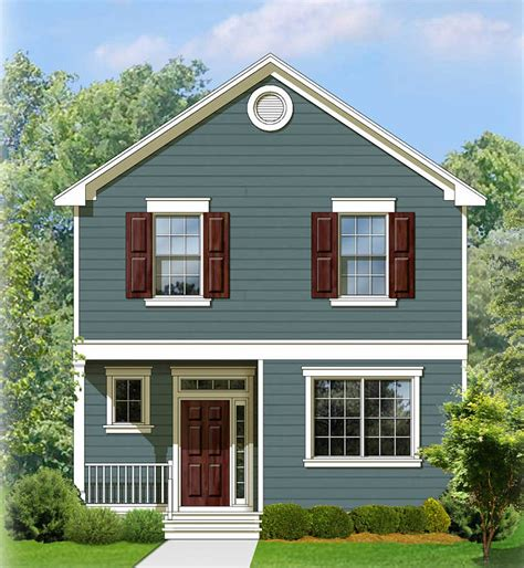american homes colony american homes now waypoint homes two story traditional house plan 82083ka 2nd floor