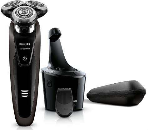 review philips shaver series wet dry smartclean