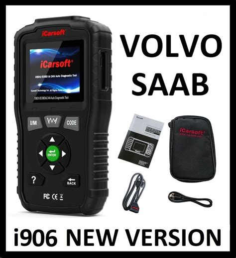 volvo diagnostic scanner tool reader code check engine abs