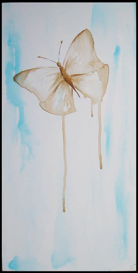 Zindy-Zone.dk - Paintings - Butterfly