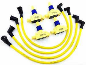 04-11 Mazda Rx8 Coils Rx-8 Ignition Coil Packs  U0026 10mm Performance Plug Wire Set