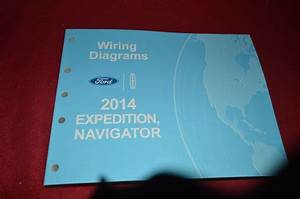 Ford Expedition Lincoln Navigator 2014 Dealer Wiring