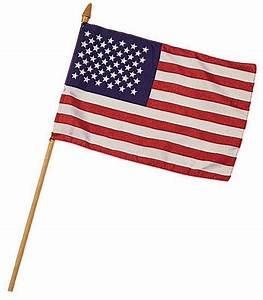 """Mini US Flag Decorations 6"""" or 12"""" Patriotic Home ..."""