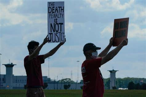 Suspenden la primera ejecución de una mujer en décadas a ...