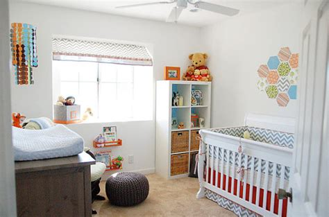 nursery with a winnie the pooh theme decoist