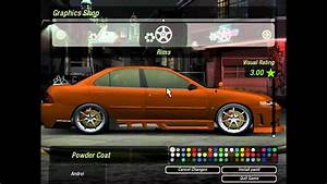 Need For Speed U2 Tuning  U043d U0430 Nissan Sentra