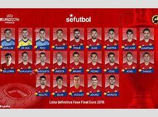 Eurocopa 2016 Lucas Vázquez hereda el 9 de Fernando