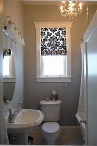 Window treatment for Window treatments for the bathroom