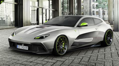 Check out ⭐ the new ferrari gtc4lusso ⭐ test drive review: Fabio Puddu - Ferrari GTC4 Lusso concept