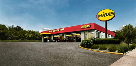 Midas  Brakes, Tires, Oil Change, All Of Your Auto Repair