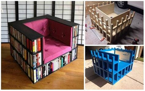 pallet chairs  book lovers pallet ideas