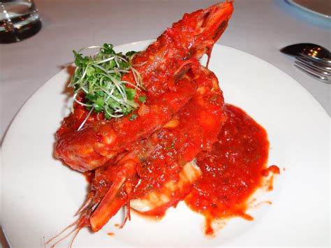 what does a chef de cuisine do eat this now madagascar prawns at carnevino las