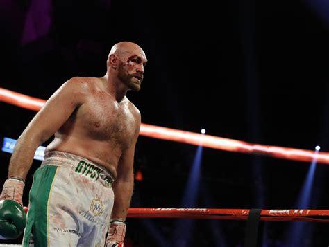 Tyson Fury fight result vs Otto Wallin: Deontay Wilder ...