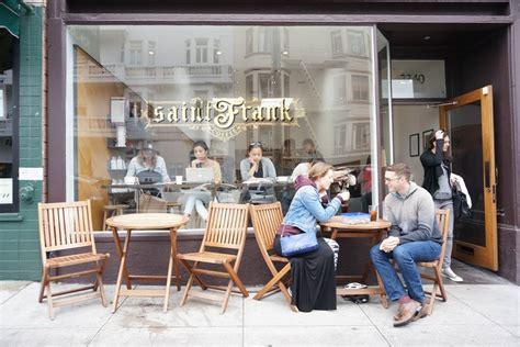 Saint frank 2340 polk street, san francisco, ca 94109. Best Cafes In San Francisco - Coffee Geek
