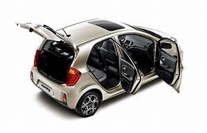 2015 Kia Picanto    Kia Morning Facelift Breaks Cover In