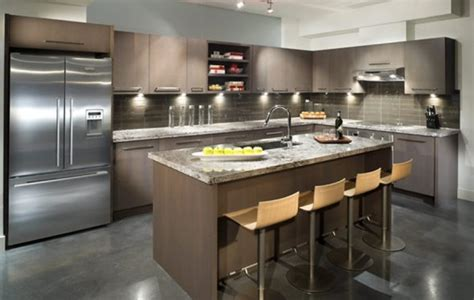 Contemporary Cabinetry Design For Kitchen Interior